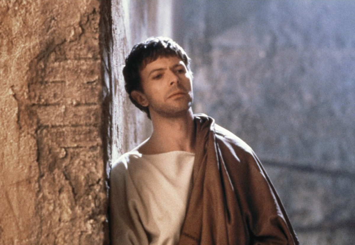 Image result for david bowie as pontius pilate