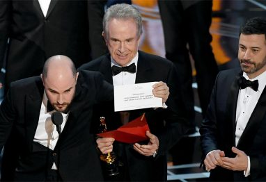 Oscars 2017 Podcast